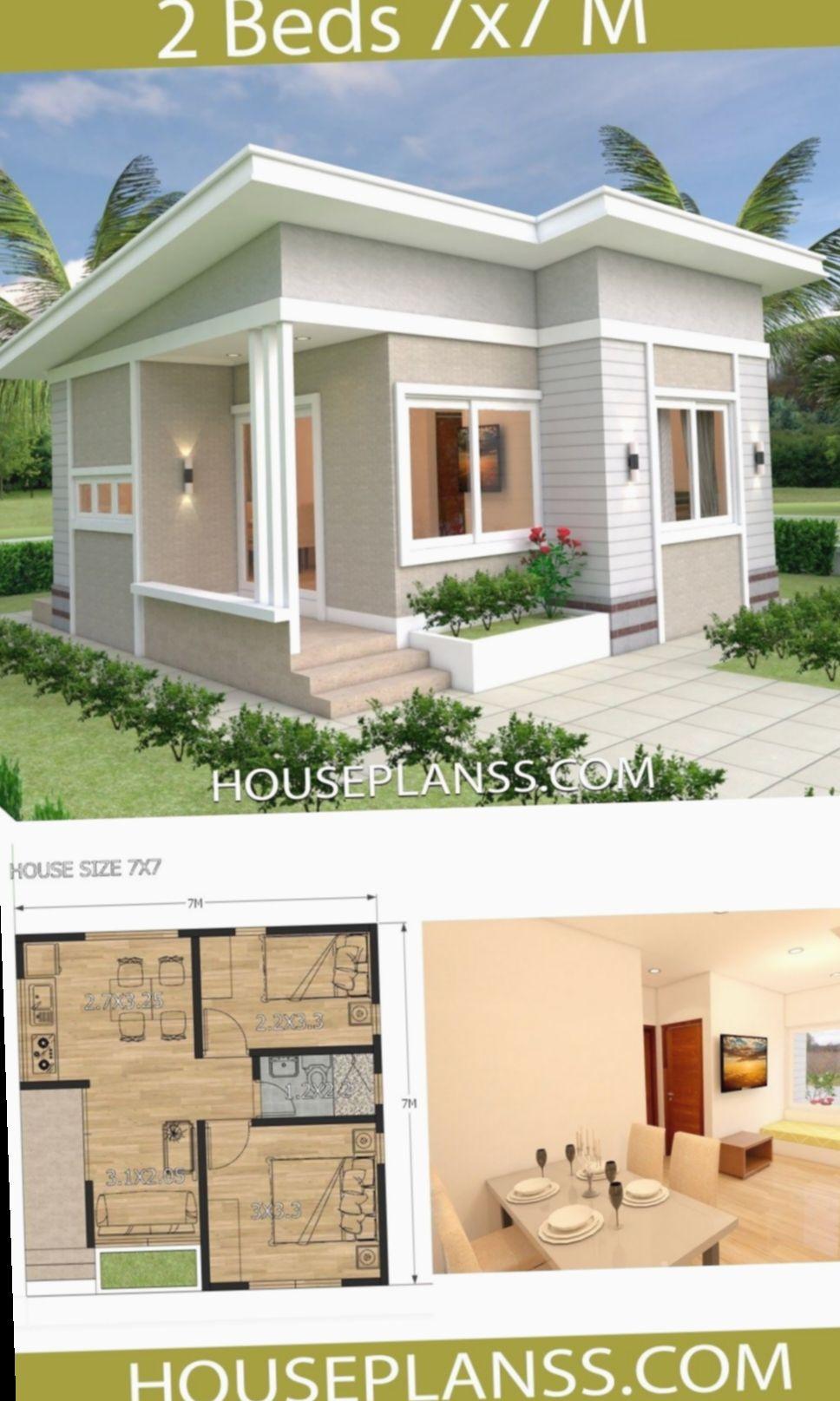 12 Diy House Decorations Decor Small House Design Plans Small House Design Sims House Plans