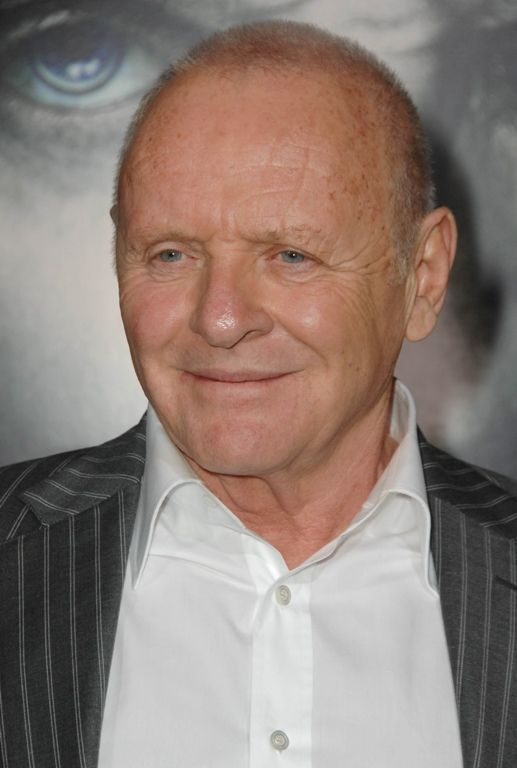 Anthony Hopkins // Ct. Globe Goverment
