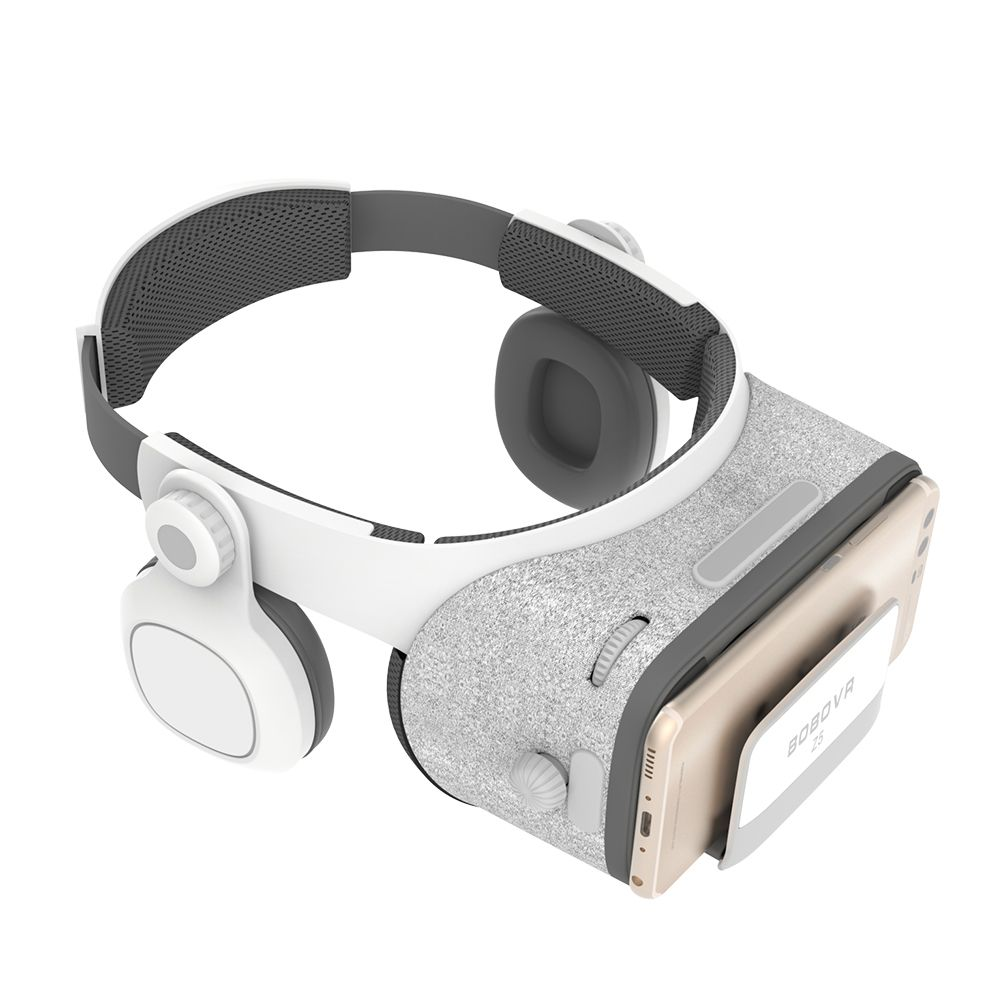 25872ffa46c ... Virtual Reality Glasses for iphone 6 Plus Galaxy without gamepad. Bobo  vr z5 (3)