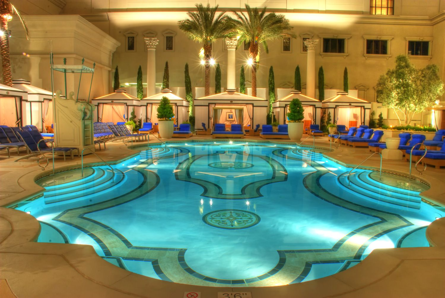 caesars palace las vegas pool bing images city guide