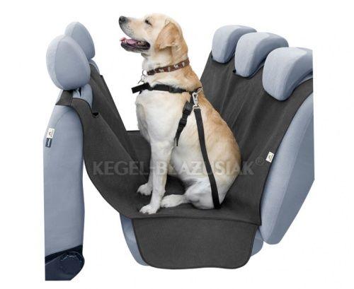 Achterbank Beschermer Het Beschermd De Achterbank Van De Auto Tegen O A Vuiligheid Vocht En Bijvoorbeeld Honden Haren E Dog Car Seat Cover Dog Car Seats Pets