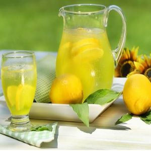 Sour and Sweet Lemonade party