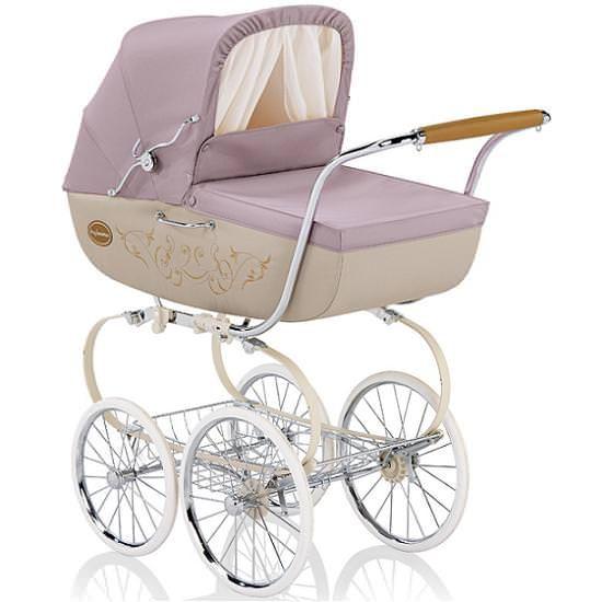 Una belleza de Cochecito de bebe: Classica Balestrino