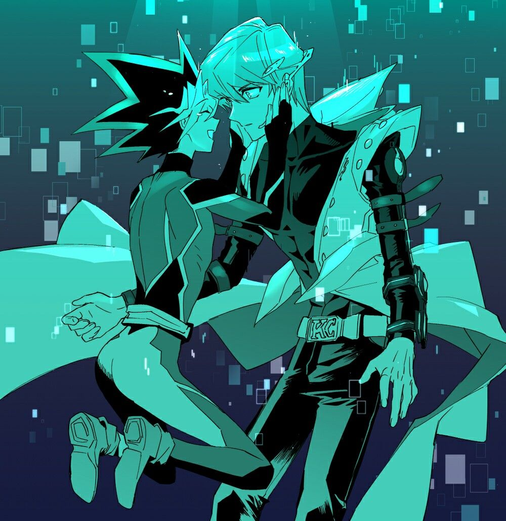 Seto x Yugi Anime, Anime images