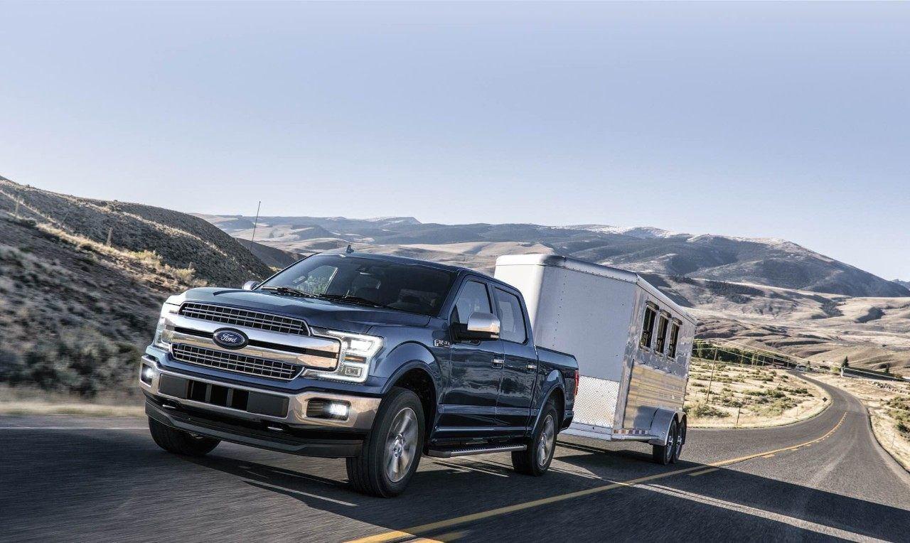 Ford F150 Twoing Capacity Ranges From 5 000 Lbs To 13 200 Lbs