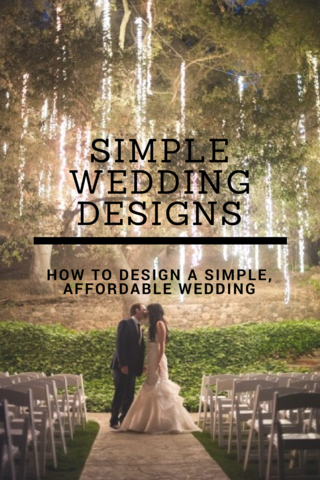 How To Have A Cheap Wedding.Simple Wedding Design How To Have A Cheap Wedding In 2019