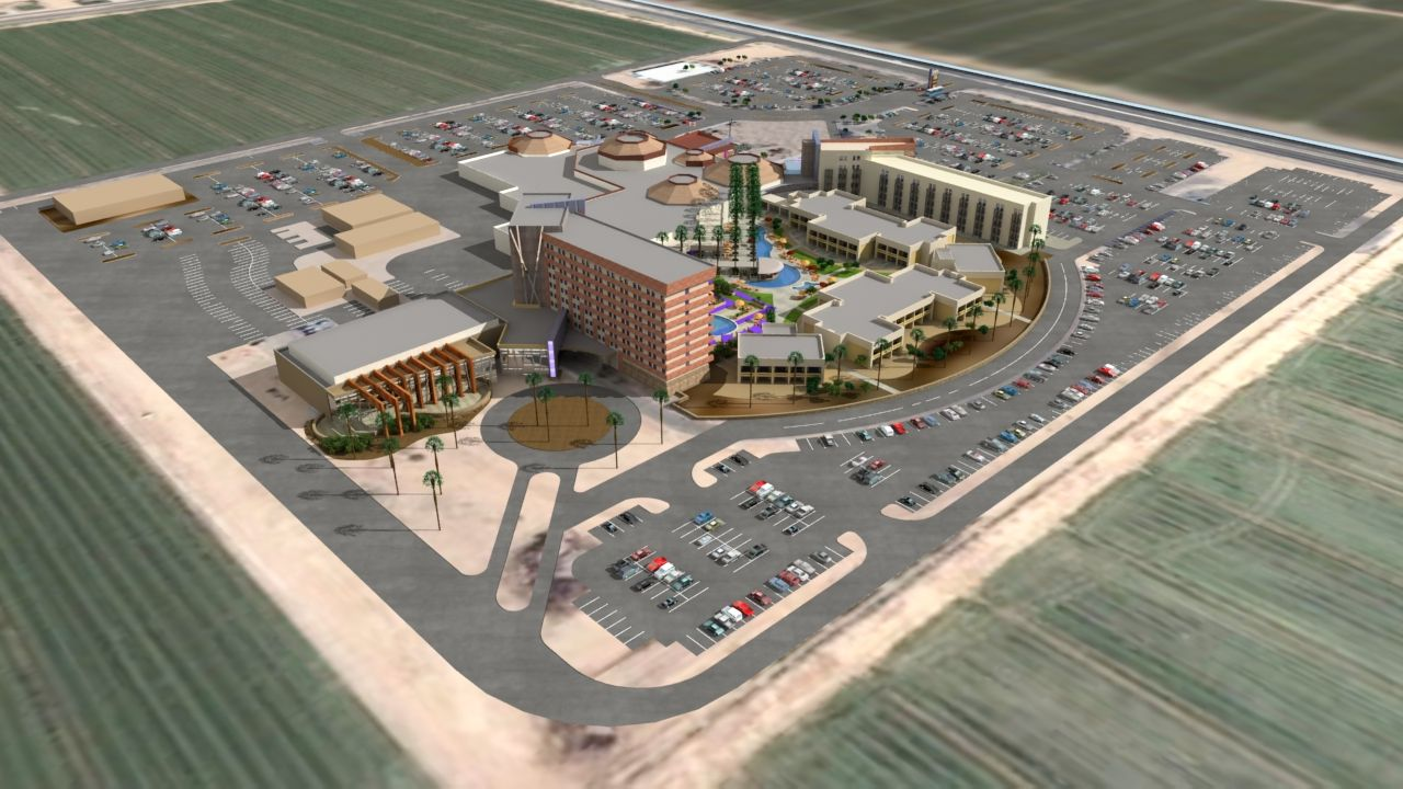 harrahs casino blueprints