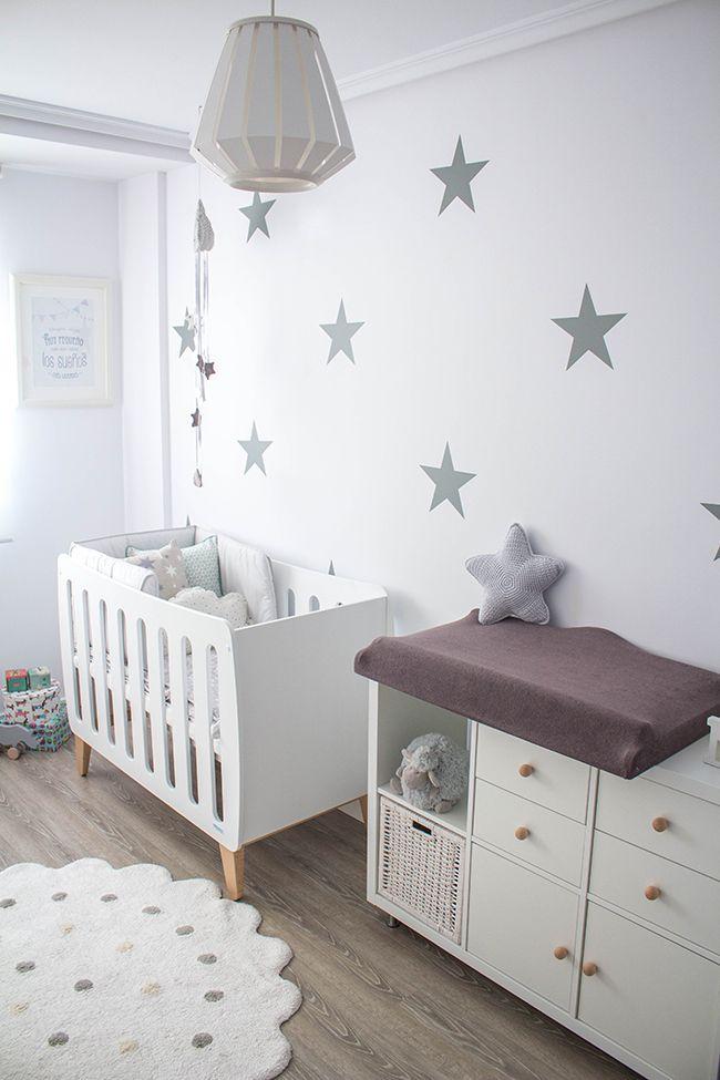 ANTES Y DESPUÉS: Así decoré la habitación de bebé de Noel