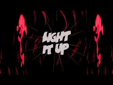 light it up übersetzung