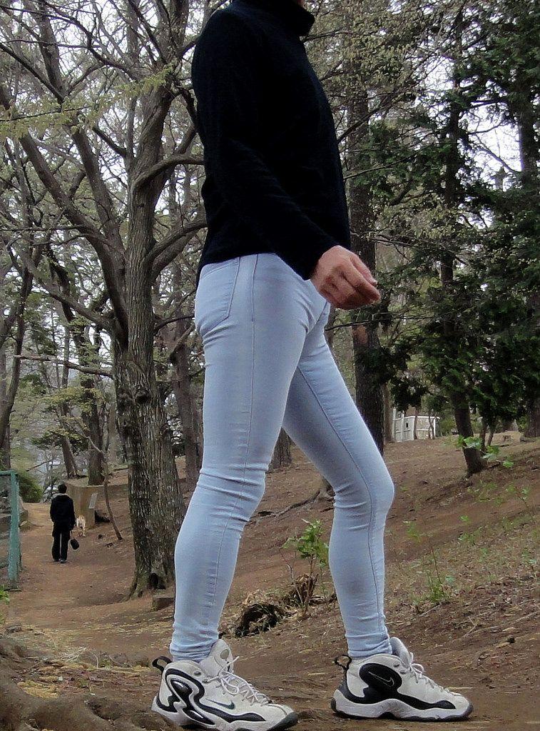 mens tight pants Gay