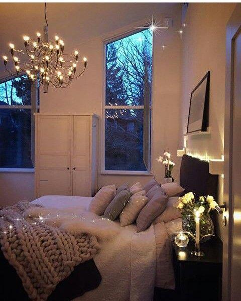Pin de ♡Emilee♡ en h o m e Pinterest Ideas para dormitorios - decoracion de cuartos