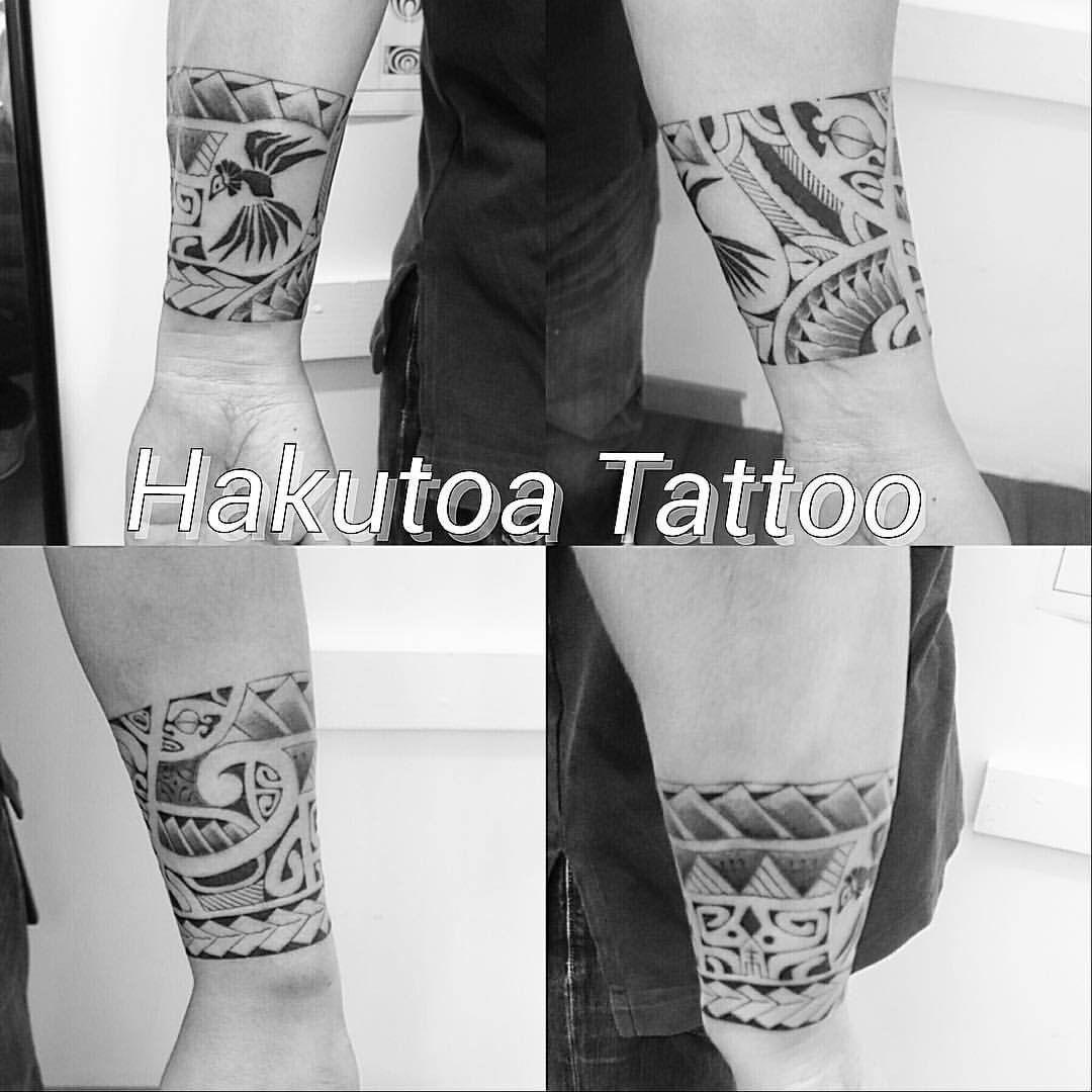 Bracelet Polynésien Tatouage tout tatouage polynésien homme bracelet - hakutoa tattoo | hakutoa
