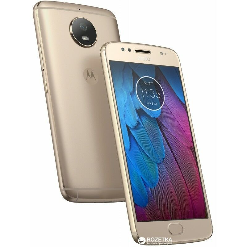 Motorola Moto G5s Xt1794 Mobile Cell Phone Octa Core Android 7 1