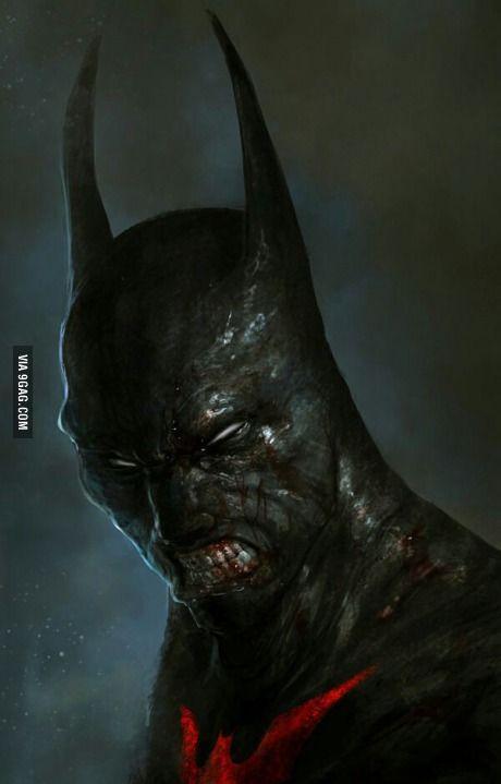 Just Zombie Batman.