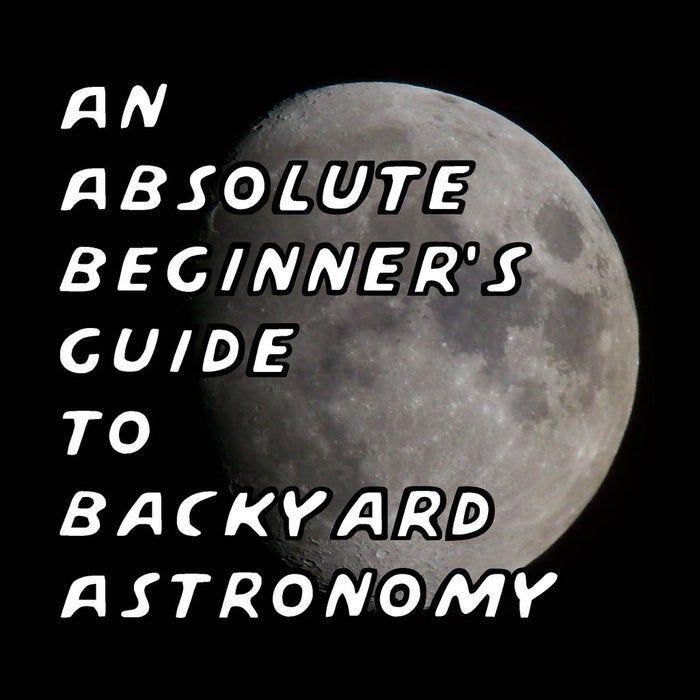 Photo of なにから始めれば良いですか?にアマチュア天文学
