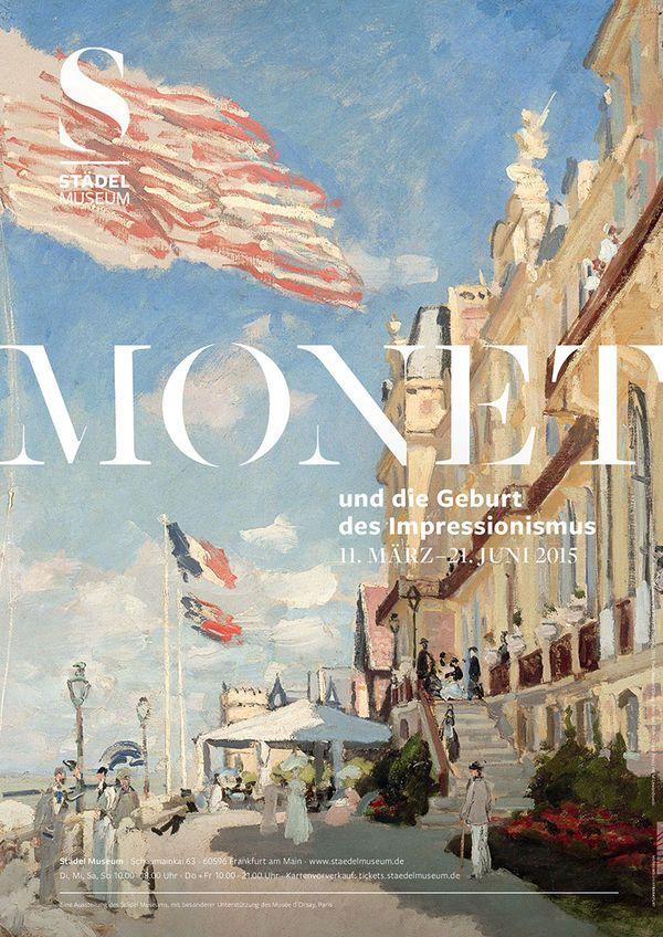 Image Alnatura Kreativ Wettbewerb Genussmomente La Monet Impressionismus Monet Ausstellungsplakate