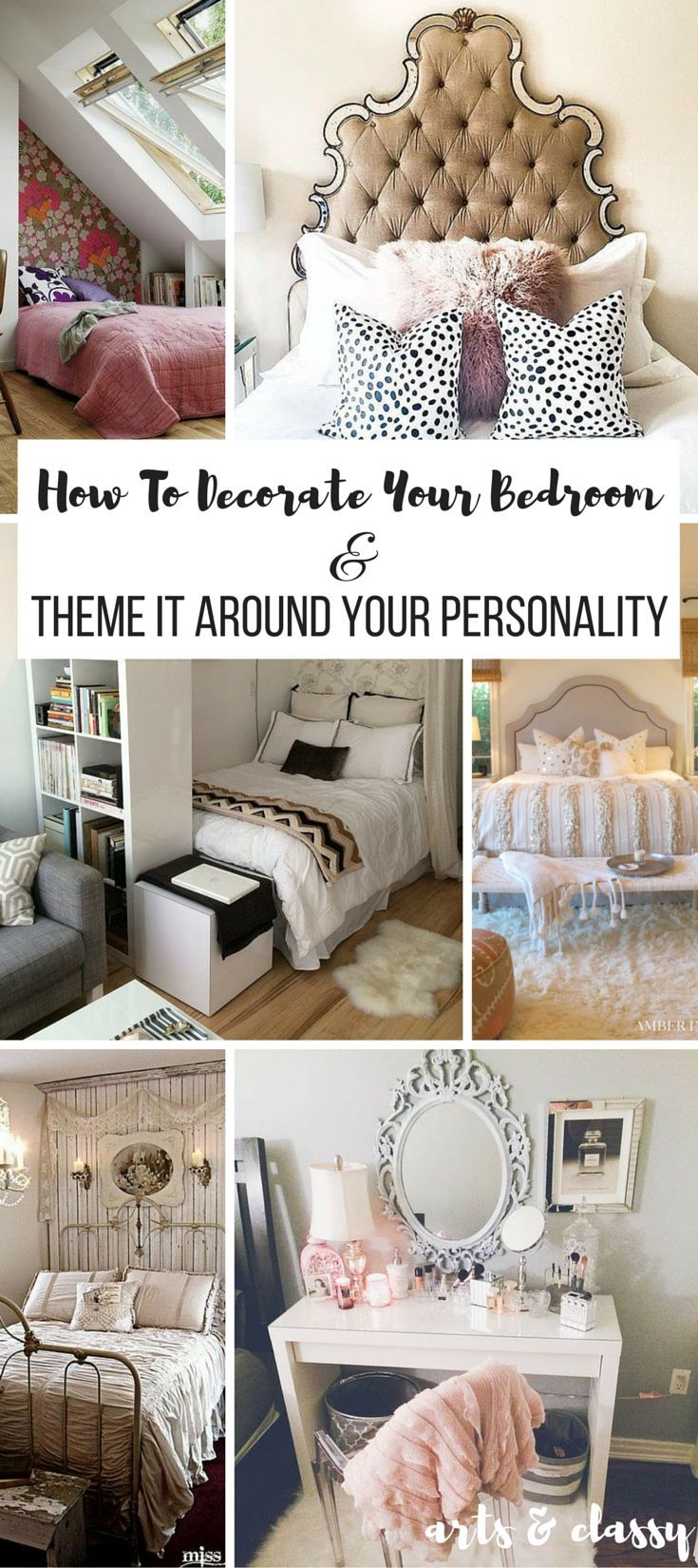 Designing Your Own Bedroom New How To Decorate Your Bedroom & Theme It Around Your Personality Decorating Inspiration