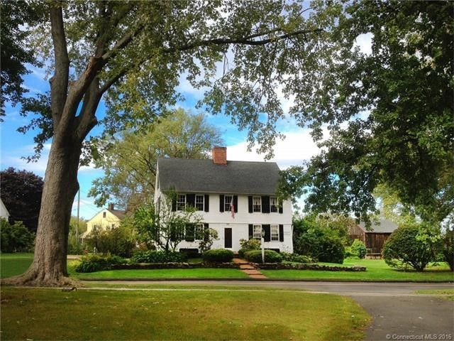 For Sale - 505  Main St, Wethersfield, CT - $389,900. View details, map and photos of this single family property with 4 bedrooms and 3 total baths. MLS# G10165949.