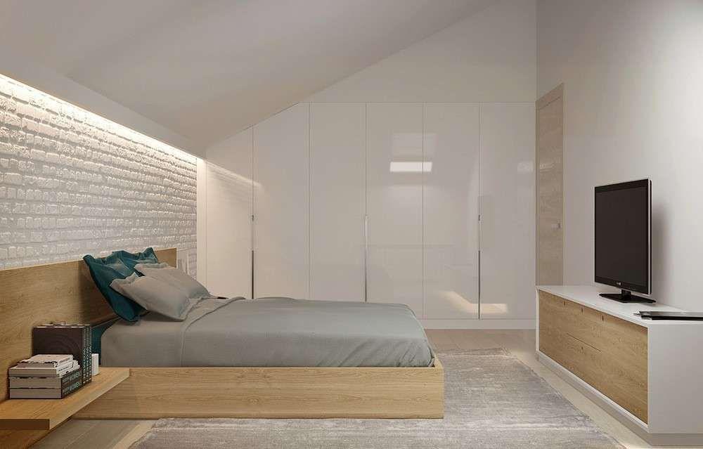 Arredare la camera da letto in mansarda | Camera da letto ...