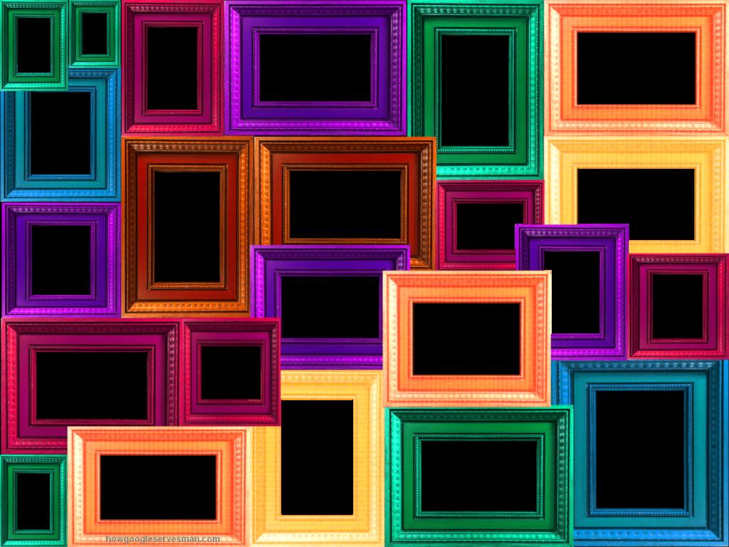 Window Frame Collage