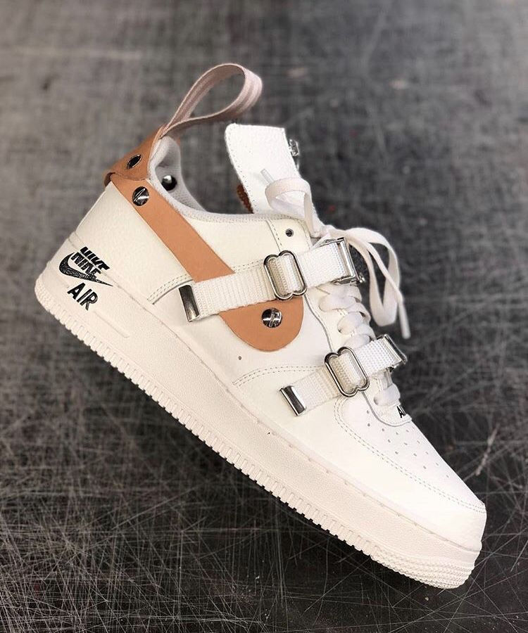 "2019 Nike Air Force 1 Type ""N.354"" Light Soft PinkSail"