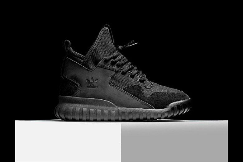 Adidas Tubular X All Black