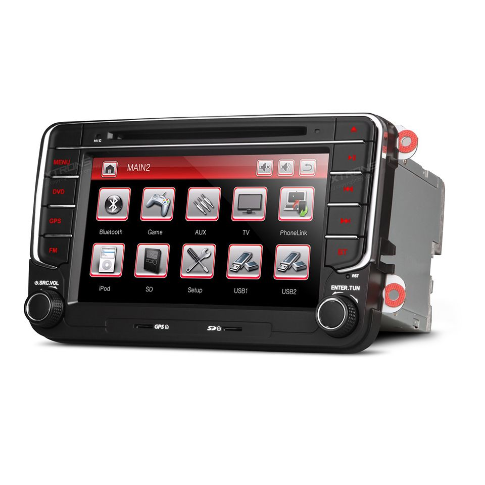 7 for volkswagen skoda seat car dvd player autoradio gps audio dual canbus screen