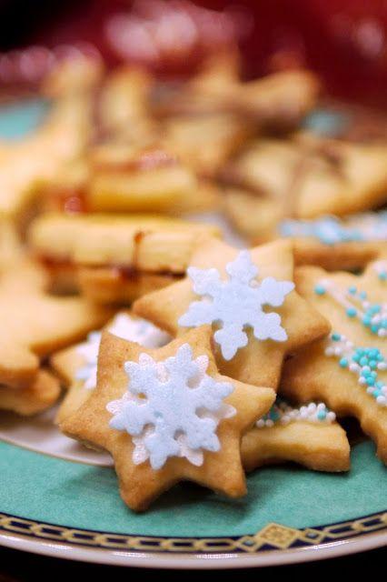 In der Weihnachtsbäckerei German food recipes, Food and Recipes - experimente aus meiner küche