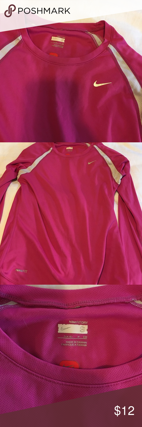 Long sleeved Nike shirt Decent condition Nike Tops Tees - Long Sleeve