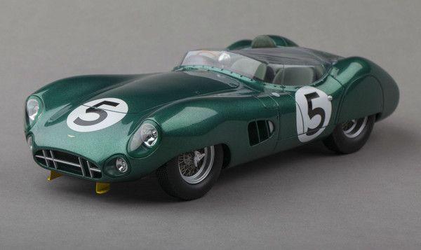 Aston Martin Dbr1 1959 Le Mans Winner 1 18 Scale Model Car Aston Martin Aston Martin Dbr1 Aston Martin Cars