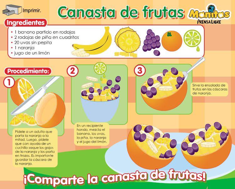 Recetas de cocina para ni os buscar con google recetas for Comida saludable para ninos