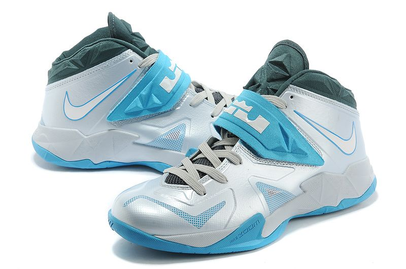 9f7a3c990df9 LeBron Soldier 7 Men Shoes