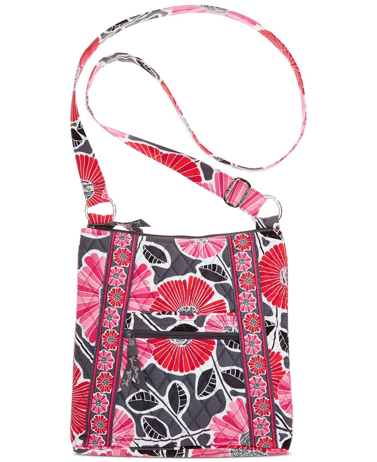 Vera Bradley Hipster Crossbody - Crossbody & Messenger Bags - Handbags & Accessories - Macy's