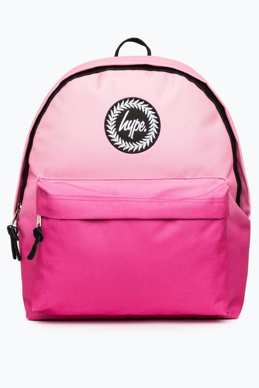0de267ddcb Hype peach fade backpack in 2019