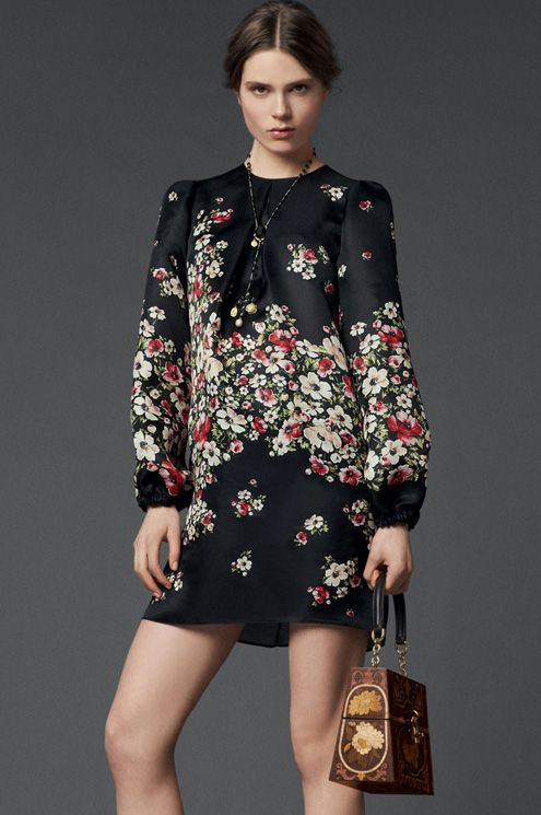 long sleeve loose dress
