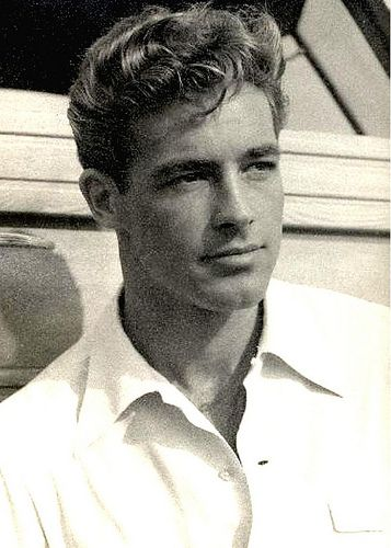 Guy Madison - handsome Hollywood actr around 1950 #hollywoodactor