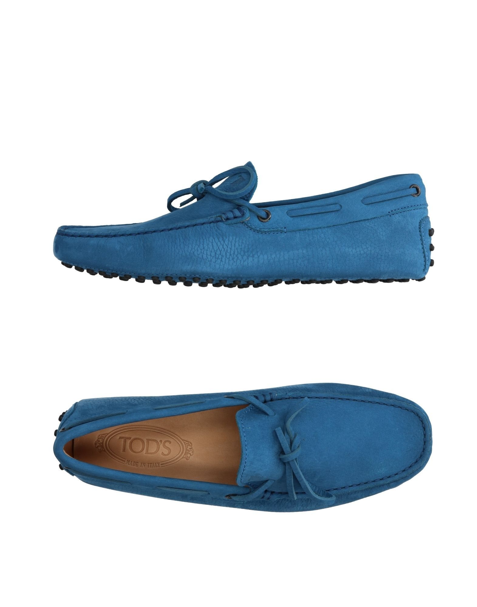 TOD'S Loafer. #tods #shoes #