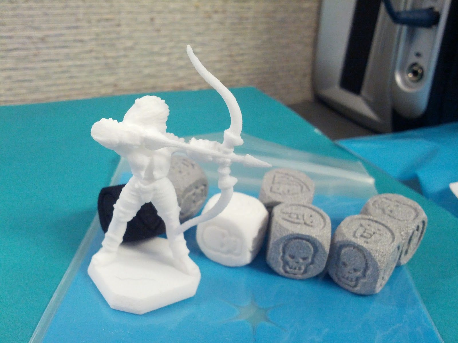 3d printed archer 3d printed creations pinterest 3d Where can i print 3d objects