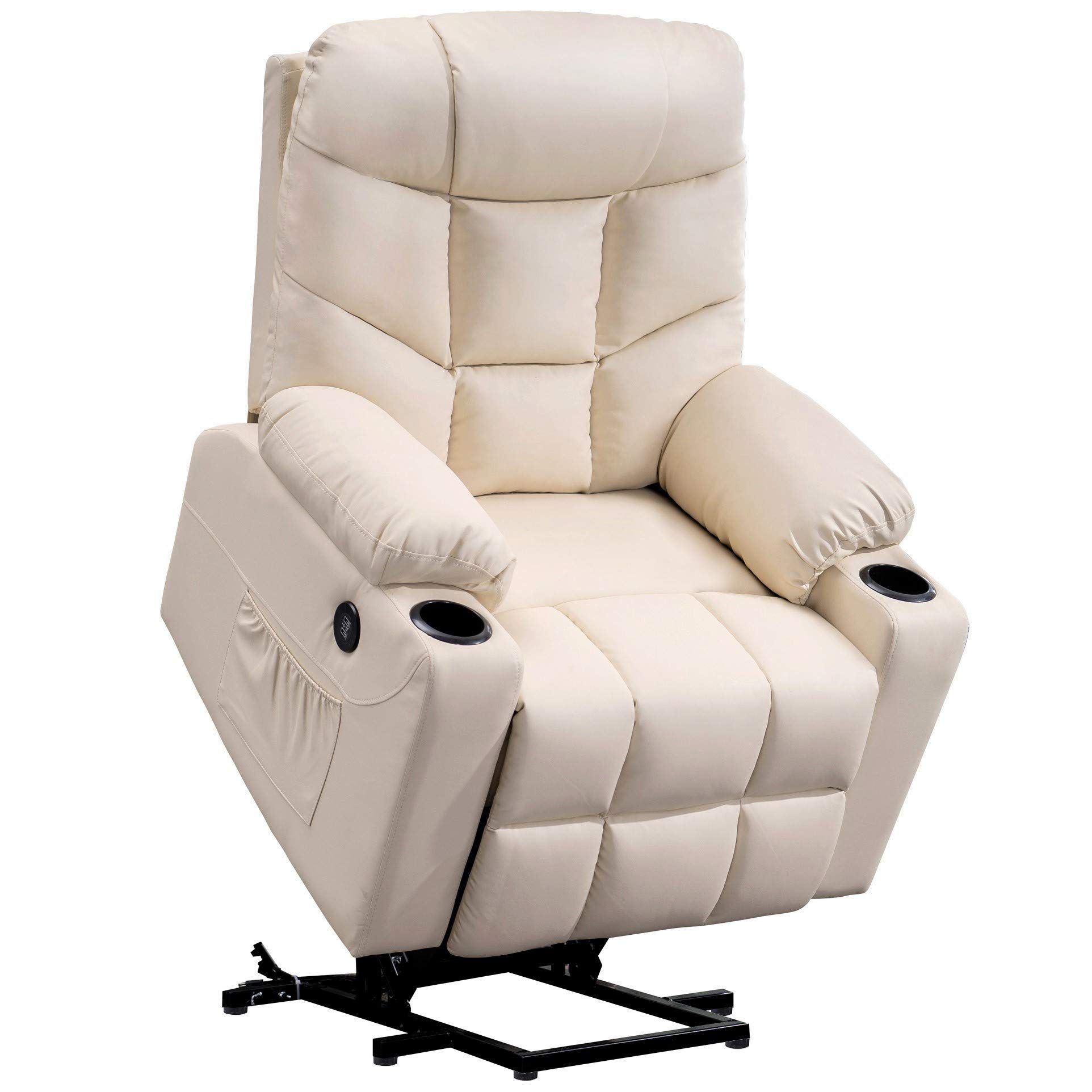 Pin By 自辉 向 On 沙发 In 2020 Recliner Chair White Leather Chair Chair