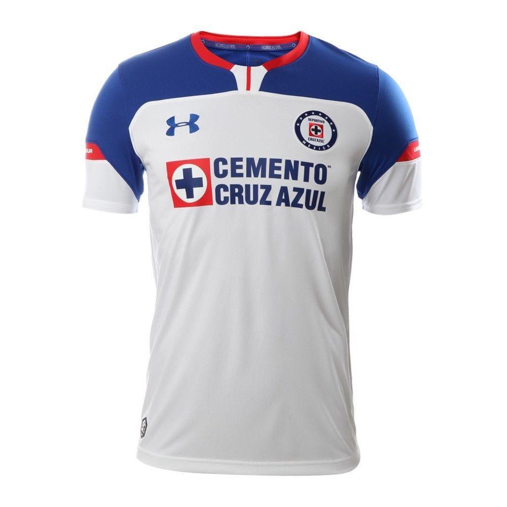 premium selection b5605 f5eb9 Cruz Azul Under Armour Away Jersey 2018/19 | T-SHIRT 2019-2020