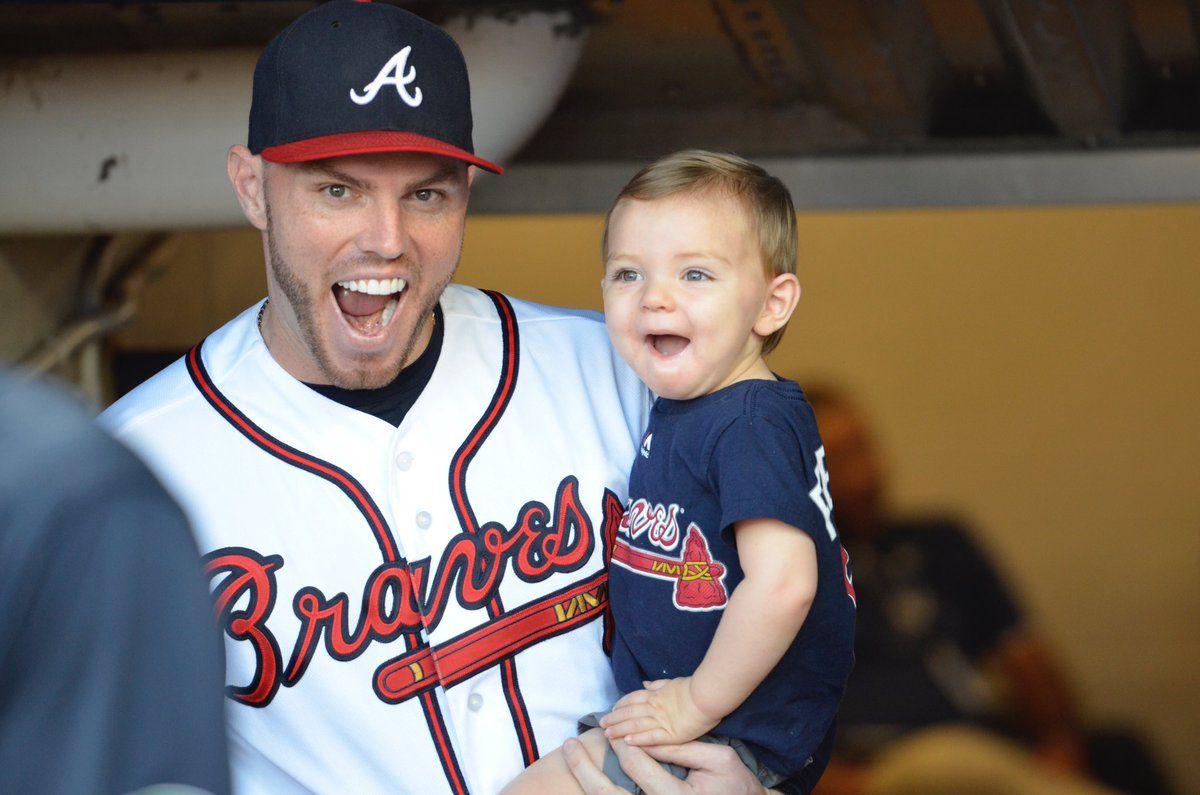 Tfw Dad S An All Star Atlanta Braves Baseball Atlanta Braves Braves