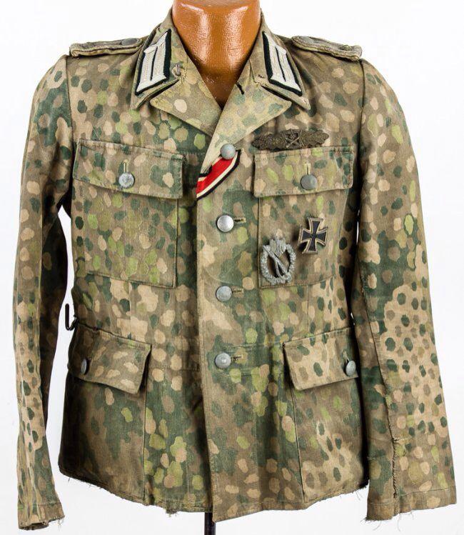 2011705733d German SS tunic | Military Uniforms - Vintage | Ww2 uniforms, World ...