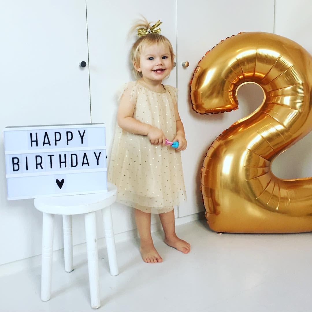 Pin Auf 2nd Birthday