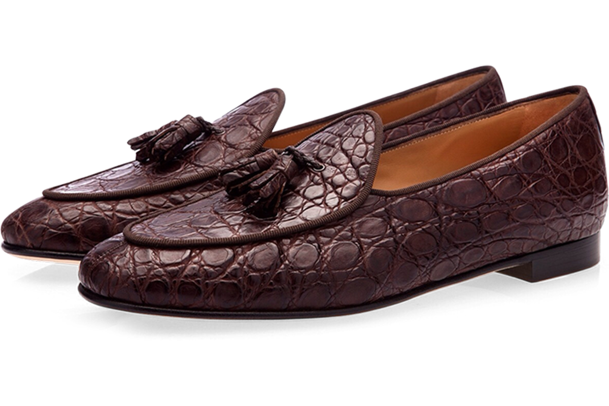 f1798eae2a Tangerine 2 mississippi cocoa belgian loafers