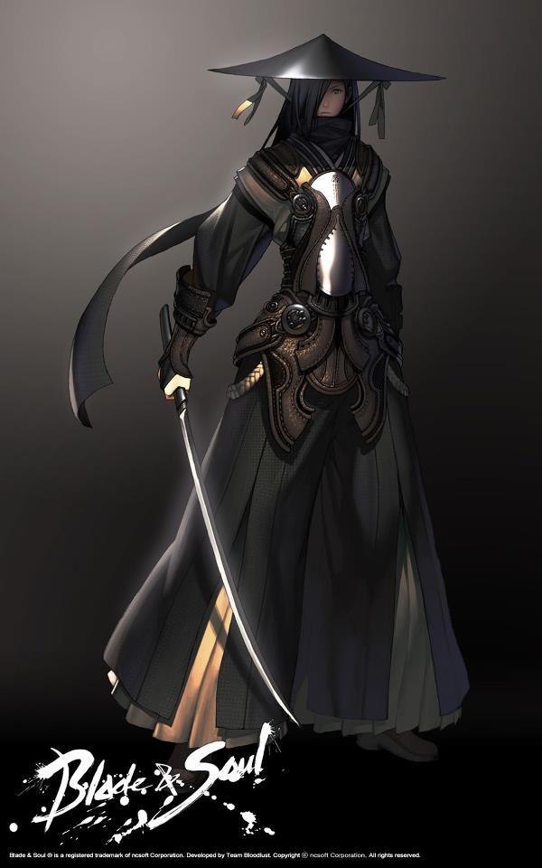 Blade & Soul (블레이드 앤 소울)