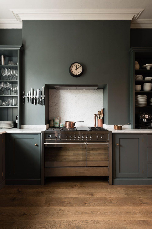 Bloomsbury Wc1 Kitchen By Devol Gray Matter