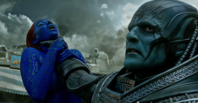 New X-Men: Apocalypse Trailer Proves the End is Nigh