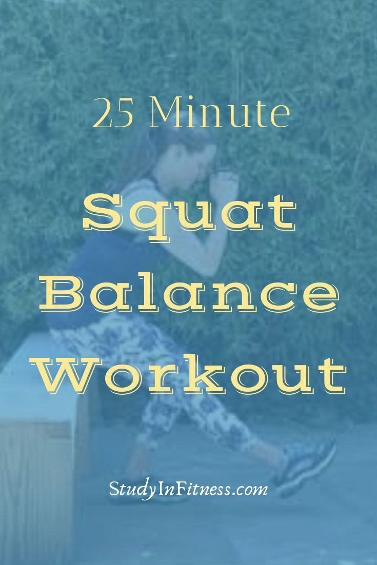 A full body workout that will train you to do squats in three different ways! Th...,  A full body w