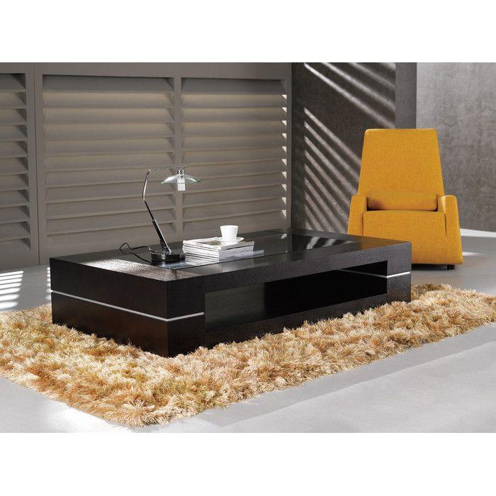Modern Coffee Table Amp Reviews Allmodern Modern Coffee