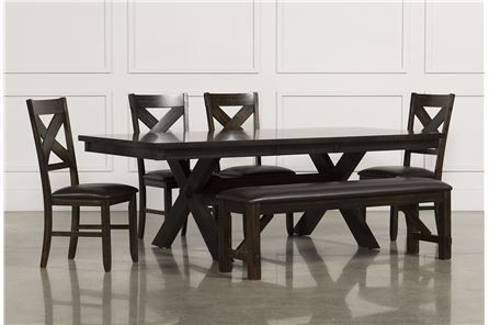 20+ Living spaces 6 piece dining set Trending